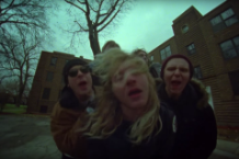 the orwells black francis video