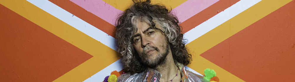 Digital Crate Digging: Wayne Coyne on Rihanna, Coldplay, and Discovering New Music
