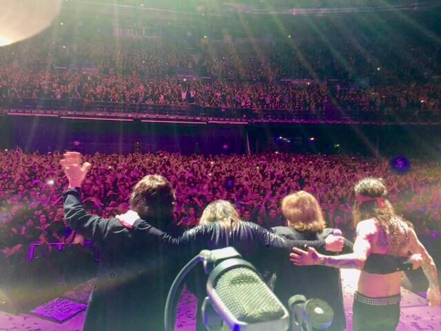 The End has come: Black Sabbath perform triumphant final gig in Birmingham