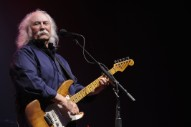 Please Enjoy David Crosby's 5-Word Burn of Fleet Foxes