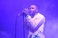 Stream a Frank Ocean-Presented Beats 1 Show Right Now