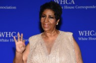 Aretha Franklin Announces Retirement (Doesn't Actually Retire)