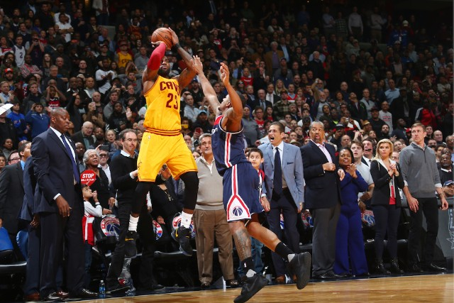 official photos 72691 30b00 Last Night Was Everything Wonderful and Absurd About LeBron ...
