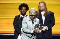 Grammys 2017: Watch Chance the Rapper's Best New Artist Acceptance Speech
