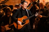 "Grammys 2017: Watch Sturgill Simpson Perform ""All Around You"" With the Dap-Kings"