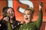 """Adele on Beyoncé's Grammy Snub: """"What the Fuck Does She Have to Do to Win Album of the Year?"""""""