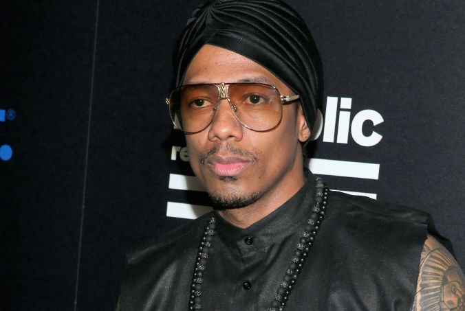 Nick Cannon Is Trying to Get Out in Front of a Bad Tabloid ...