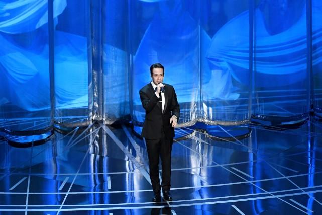 89th Annual Academy Awards - Lin-Manuel Miranda