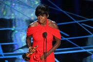 "Watch Viola Davis' Moving Oscars Speech: ""Exhume Those Bodies, Exhume Those Stories"""