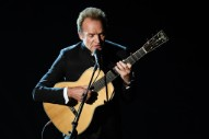 Oscars 2017: Watch Sting Perform &#8220;The Empty Chair&#8221; from <i>Jim: The James Foley Story</i>