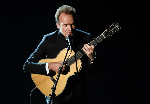 89th Annual Academy Awards - Sting