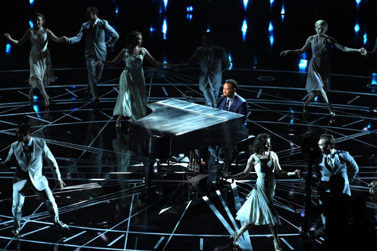 89th Annual Academy Awards - John Legend