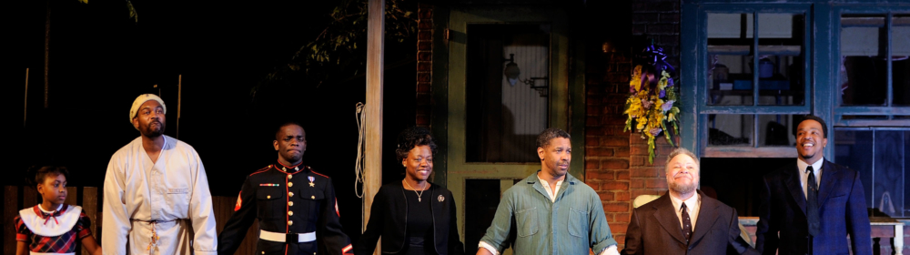 August Wilson's 1990 Spin Essay on Fences: