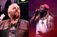 Watch: Somehow Guy Fieri Ended Up Onstage With the Hot Boys
