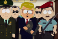 <i>South Park</i> Creators: Donald Trump is Too Ludicrous for Us to Parody