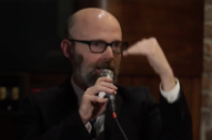 Moby Thinks Humans Are Born Knowing Vinyl Is Better