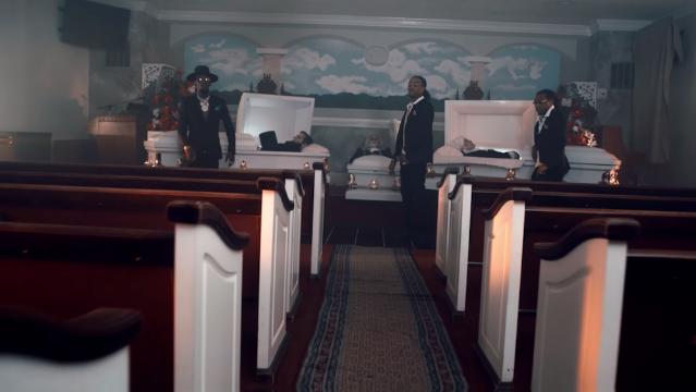 Migos funeral