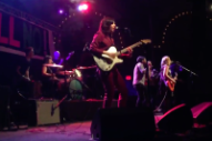 "Watch Sleater-Kinney Cover ""Fortunate Son"" at an ACLU Benefit With Colin Meloy and Matt Cameron"