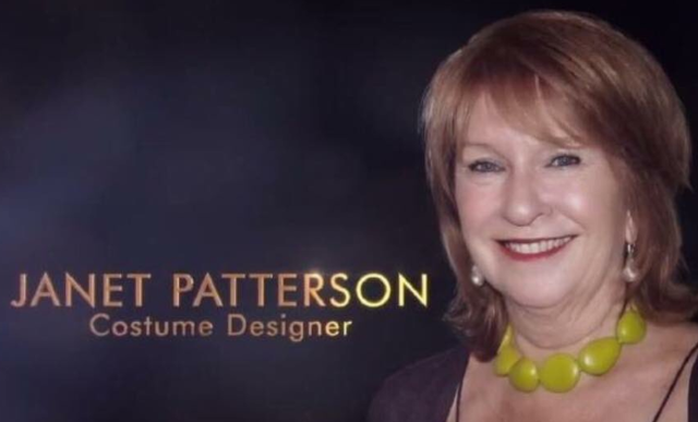 Oscars use wrong 'in memoriam' picture of Australian costume designer