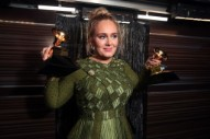 Adele Should Definitely Host the Grammys