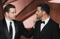 The Oscars Fuck Up Saved Us From One More Joke About Jimmy Kimmel's Fake Matt Damon Feud