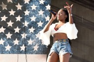 "Azealia Banks Returns to Twitter, Shares New Song ""Crown"" Produced by Lunice"