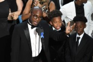 Oscars 2017: <em>Moonlight</em> Director Barry Jenkins Reveals the Best Picture Speech He Would've Given