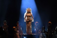 """Grammys 2017: Watch Beyoncé Perform """"Love Drought"""" and """"Sandcastles"""" at the 2017 Grammys"""