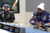 Big Sean Raps About Deleting Uber and Murdering Donald Trump in Hot 97 Freestyle