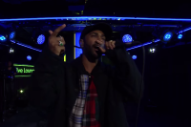 "Watch Big Sean Cover Kanye West's ""I Wonder"""