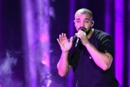 Police: Drake Offered To Leave His Tour Bus To Talk to a Suicidal Man in Manchester, England