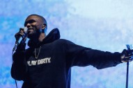 Frank Ocean Sued by His Father for Defamation