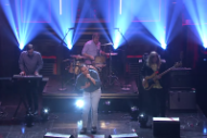 "Watch Future Islands Perform ""Ran"" on <i>Fallon</i>"