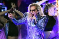 Watch Lady Gaga Perform a Medley of Her Hits at the Super Bowl Halftime Show