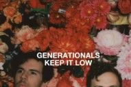 "New Music: Generationals – ""Keep It Low"""