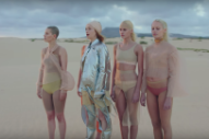 "Video: Goldfrapp – ""Anymore"""
