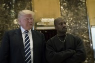 Kanye West Deletes Trump Tweets in Reported Renunciation of President