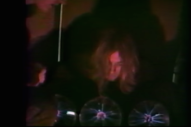 Watch a Young Kurt Cobain Play With Plasma Globes at Radio Shack