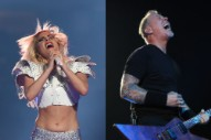Lady Gaga to Perform With Metallica at the Grammys