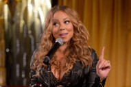 Watch Mariah Carey's First Televised Performance Since Her New Year's Eve Fiasco