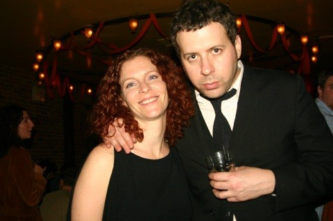 Tracey Pepper, Marc Spitz