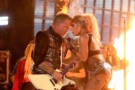 You'll Never Guess Why James Hetfield's Mic Was Unplugged at the Grammys