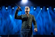 Morrissey Announces First 2017 Show With a Donald Trump Meme