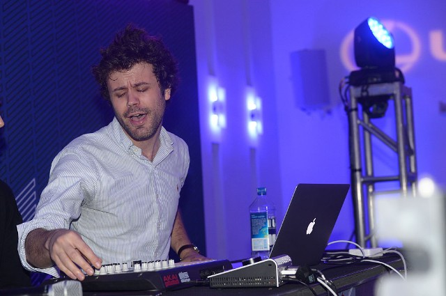 Lexus Pop Up Concert Series Powered By Pandora Ft. Passion Pit (DJ Set)