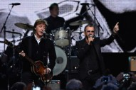 Paul McCartney and Ringo Starr Reunite in Studio