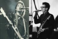"Hear ""Twenty Fine Fingers,"" An Unreleased 1989 Collaboration Between Paul McCartney and Elvis Costello"