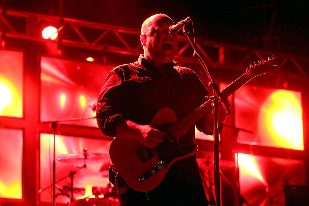 Pixies Tour  Los Angeles