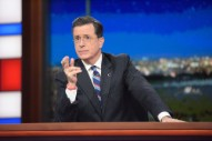 Colbert&#8217;s <i>Late Show</i> Beats Fallon&#8217;s <em>Tonight Show</em> in Ratings for the First Time Since Debut Week