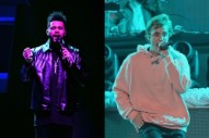 The Weeknd Has Now Maybe Dissed Justin Bieber Over Selena Gomez