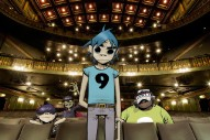 Gorillaz Announce New Album <i>Humanz</i> Featuring Danny Brown, Pusha T, Grace Jones, More